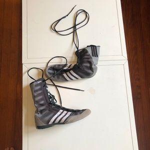 Adidas Boxing Shoes (7.5)